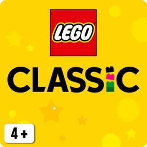Конструкторы серии LEGO classic
