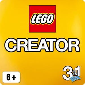 Конструкторы серии LEGO creator