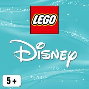 Конструкторы серии LEGO disney princess