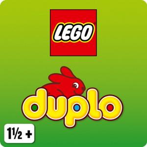 Конструкторы серии LEGO Duplo