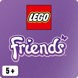 Конструкторы серии LEGO friends