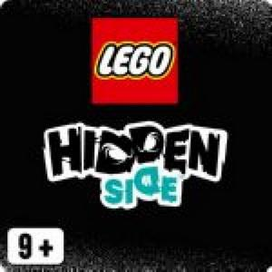 Конструкторы серии LEGO Hidden Side