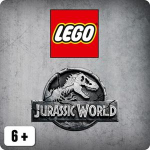 Конструкторы серии LEGO Jurassic World