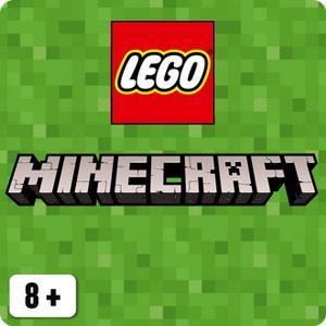 Конструкторы серии LEGO minecraft