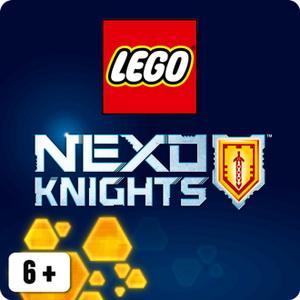 Конструкторы серии LEGO nexo knights