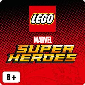 Конструкторы серии LEGO Super Heroes