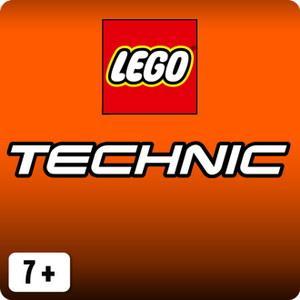 Конструкторы серии LEGO Technic