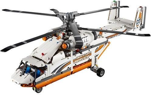 "Lepin ""Конструктор Technics 20002 грузовой вертолет - Technic 42052"""
