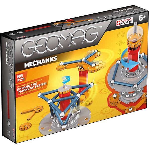 Магнитный конструктор Geomag «Механики» (86 деталей)