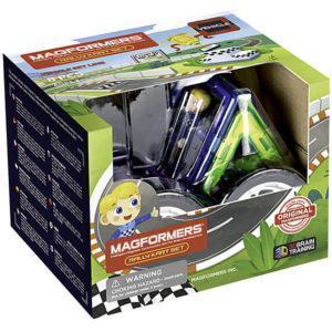 Магнитный конструктор Magformers 6 в 1 «Гоночные машины» (8 деталей)