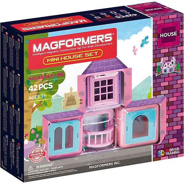 Магнитный конструктор Magformers «Домик» (42 детали)