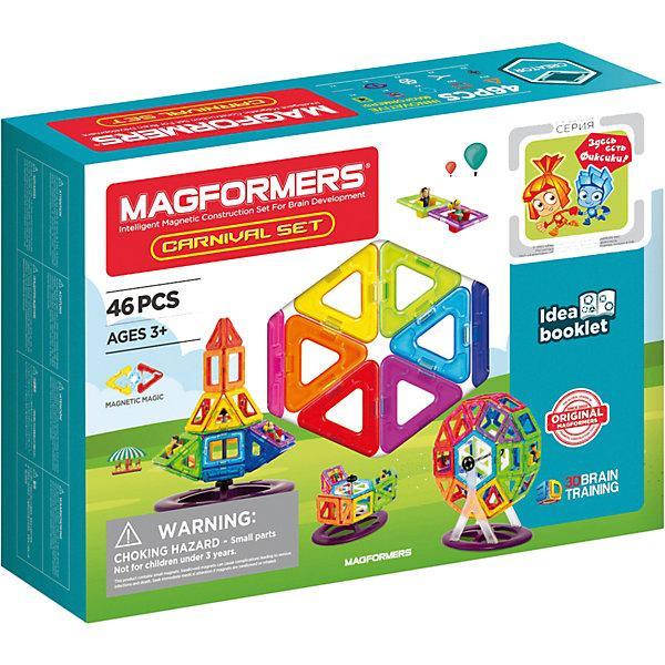 Магнитный конструктор Magformers «Карнавал» (46 деталей)