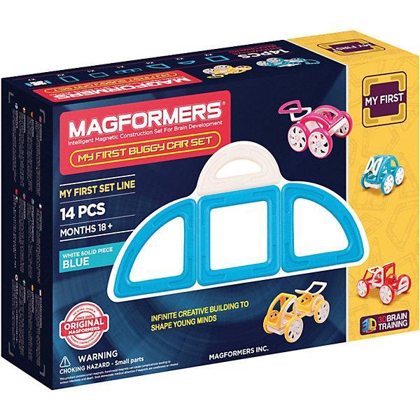 Магнитный конструктор Magformers «Мой первый багги» (14 деталей)