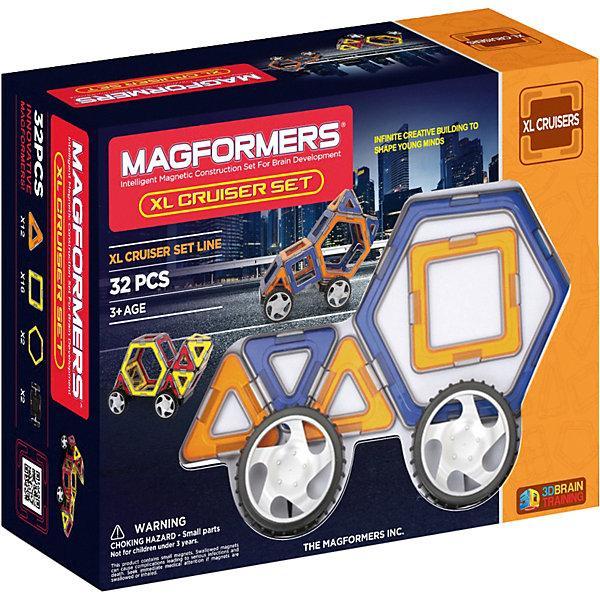 Магнитный конструктор Magformers «XL Cruiser Set» (32 детали)