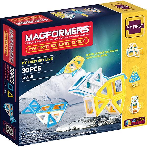 Магнитный конструктор Magformers «Жизнь севера» (30 деталей)