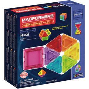 Магнитный конструктор Window Basic, MAGFORMERS