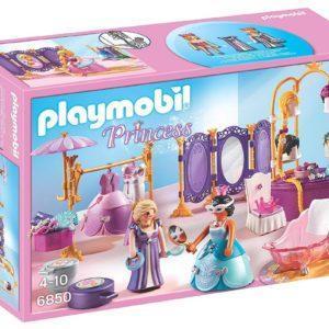 Игровой набор Playmobil «Замок Принцессы: Гардеробная с салоном» (арт. 6850)
