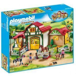 Игровой набор Playmobil «Ферма: Лошадиная ферма» (арт. 6926)