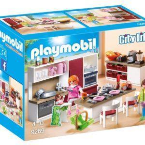 Игровой набор Playmobil «Кукольный дом: Кухня» (арт. 9269)
