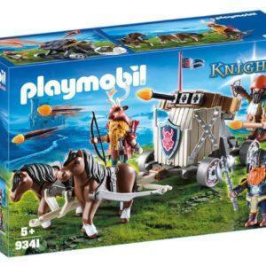 Игровой набор Playmobil «Рыцари: Конная баллиста» (арт. 9341)