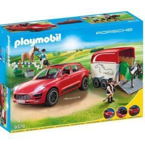Конструктор игровой Playmobil «Porsche Macan GTS» (арт. 9376)