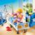 Игровой набор из серии Детская клиника – Комната матери и ребенка