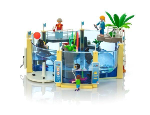 Игровой набор Playmobil «Аквариум» (арт. 9060)