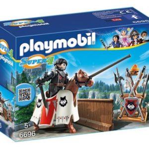 Игровой набор Playmobil «Супер4: Рыцарь Райпан, Стражник Чёрного Барона» (арт. 6696)