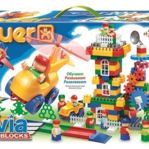Конструктор Bauer «Avia Blocks: Аэропорт» (200 элементов, арт. 246)