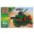Конструктор Город мастеров «Армия: Танк» (32 детали, арт. 7046)