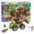 Конструктор Город мастеров «Трактор-лесоруб» (183 детали, арт. 5037)