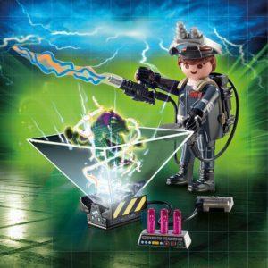 Игровой набор Playmobil «Охотник за привидениями: Рэймонд Стэнц» (арт. 9348)