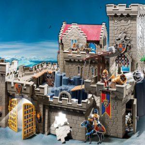 Рыцари: Королевский замок рыцаря Льва